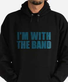 Im With the Band Hoodie (dark)