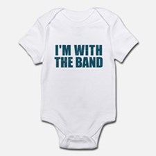 Im With the Band Infant Bodysuit