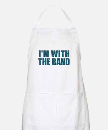 Im With the Band BBQ Apron