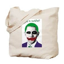 Obama - Why So Socialist? Tote Bag
