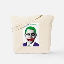 Obama - Why So Socialist? Tote Bag