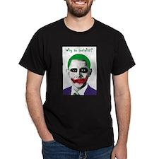 Obama - Why So Socialist? T-Shirt