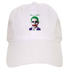 Obama - Why So Socialist? Baseball Cap