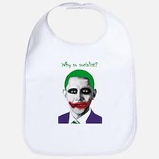 Obama - Why So Socialist? Bib