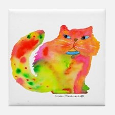 Party Animal Tile Coaster