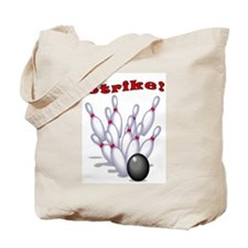 strike Tote Bag