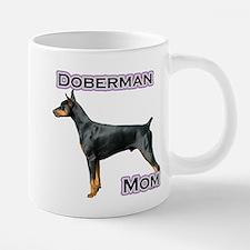 Unique Doberman 20 oz Ceramic Mega Mug