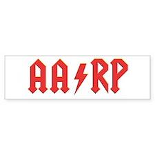 AA/RP Bumper Bumper Sticker