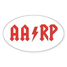 AA/RP Oval Decal