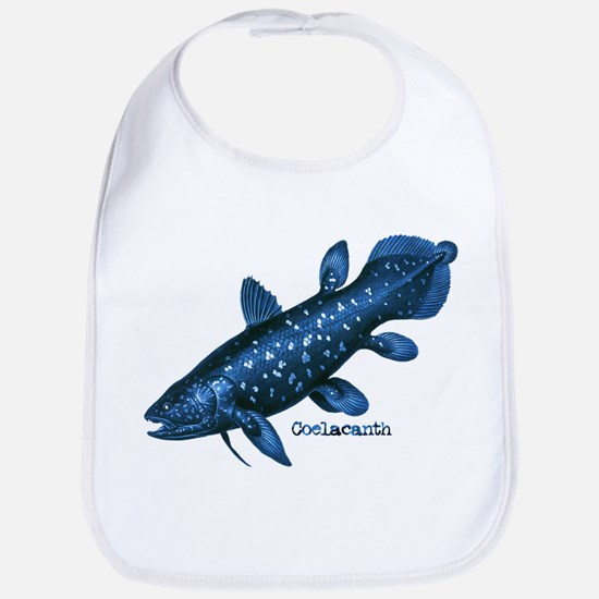 Coelacanth Bib