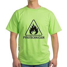 Pyrotechnician T-Shirt