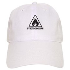 Pyrotechnician Baseball Baseball Cap