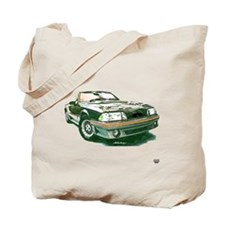 Mustang 87-93 RWB5spd Tote Bag