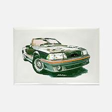 Mustang 87-93 RWB5spd Rectangle Magnet