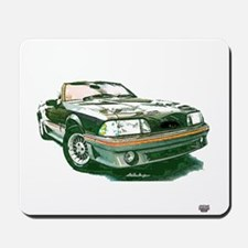 Mustang 87-93 RWB5spd Mousepad