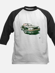 Mustang 87-93 RWB5spd Kids Baseball Jersey