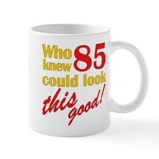 Funny 85th Birthday Gag Gifts Small Mugs