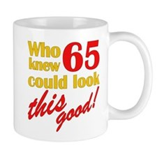 Funny 65th Birthday Gag Gifts Mug
