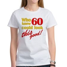 Funny 60th Birthday Gag Gifts Tee