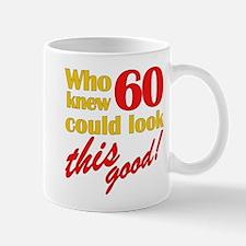 Funny 60th Birthday Gag Gifts Mug