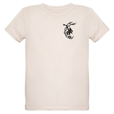 SKATEBOARDING Organic Kids T-Shirt
