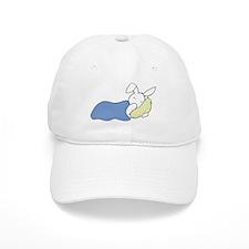 Sleepy Bunny Baseball Cap