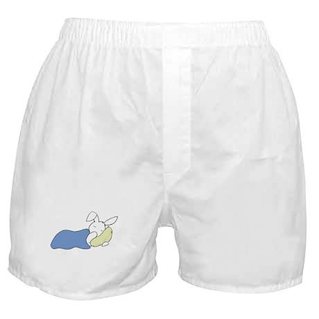 Sleepy Bunny Boxer Shorts