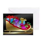 Christmas/New Year's Greeting Cards (Pk of 10)