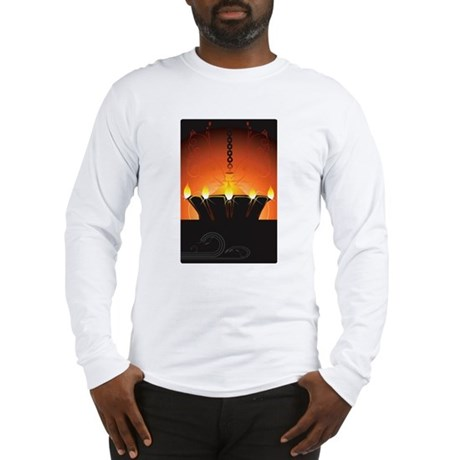 divine lamp Long Sleeve T-Shirt