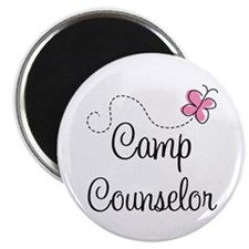 Camp Counselor Magnet