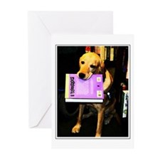 Puppy Love Greeting Cards (Pk of 10)