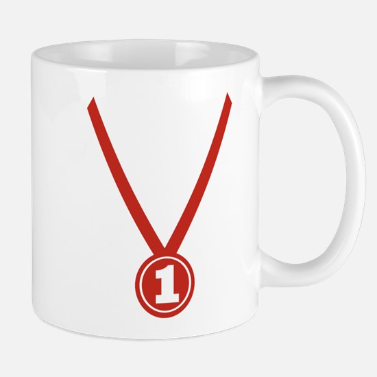 Medal - Champion Mug