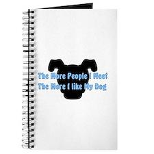 Like My Dog Journal