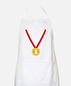 Gold Medal - Winner BBQ Apron