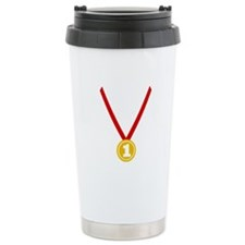 Gold Medal - Winner Travel Mug
