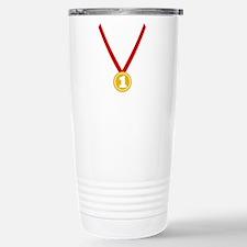 Gold Medal - Winner Travel Mug