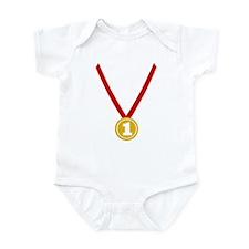 Gold Medal - Winner Infant Bodysuit