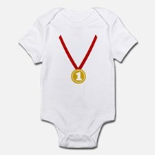 Gold Medal - Winner Infant Bodysuit