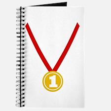 Gold Medal - Winner Journal
