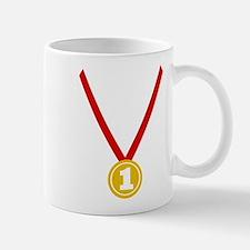 Gold Medal - Winner Mug