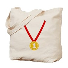 Gold Medal - Winner Tote Bag