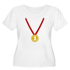 Gold Medal - Winner T-Shirt