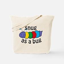 Snug As A Bug Tote Bag