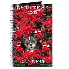 Clunker Mesa Christmas Journal