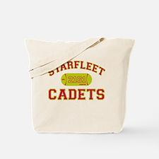 70's STARFLEET Cadet Athletics Tote Bag