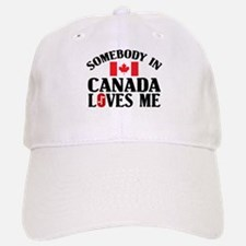 Somebody In Canada Hat
