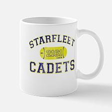 Gold STARFLEET Cadet Athletics Mug
