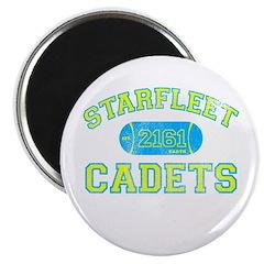 Baby Blue STARFLEET Cadet Athletics Magnet