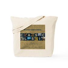Classic Sampler Tote Bag