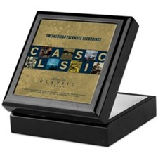 Classic Sampler Keepsake Box